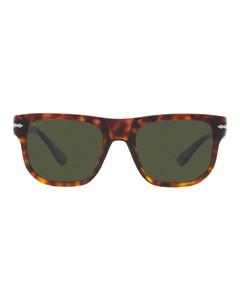 Grip logo-engraved metal watch