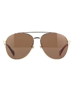Brimmo woven bucket hat