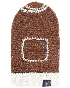 灰色Nouvelle Tendance棒球帽