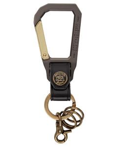 黑色安全钩钥匙扣