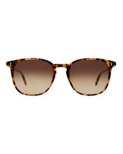 Refracted branded woven cap