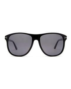 green Hot Watchman tie-dye beanie hat