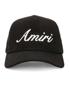 double Gancio frayed scarf