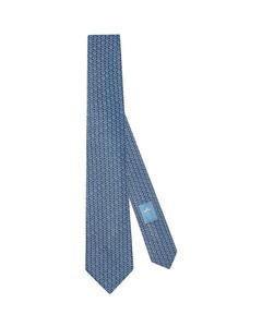 Interlocking G Horsebit necktie
