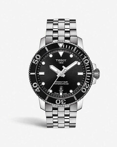 T120.407.11.051.00 Seastar 1000 stainless steel watch