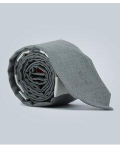 4-bar羊毛领带