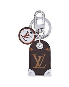 Travel Tag Bag Charm and Key Holder