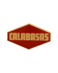 Calabasas別針