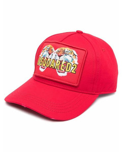 Brayfud logo-embroidered woven baseball hatcap