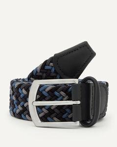 舞者印花口袋方巾