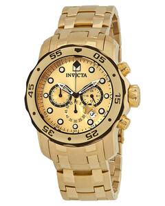 watch with Web striped strap