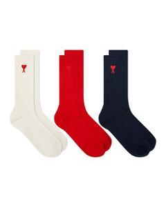 Heart Sock - 3 Pack