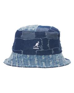 Denim Mashup Bucket Hat