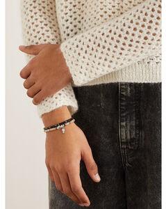 灰色羊绒手套
