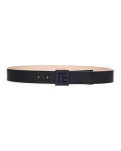 Vintage Check belt