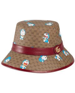 x Doraemon GG Supreme canvas bucket hat