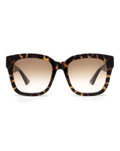 B leather belt
