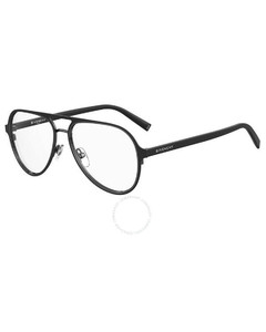 belt in leather with reptile print