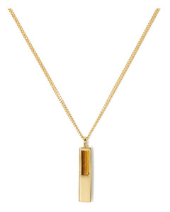 Tiger Crest beanie in petrol color