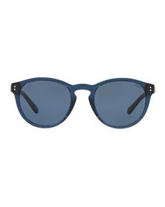米色Len Lye联名印花棒球帽
