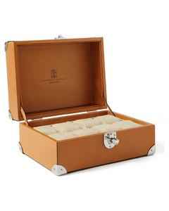 Logo-print cotton cap
