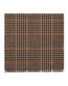 黑色Skull折叠雨伞