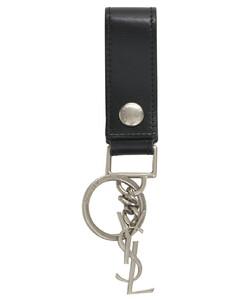 Monogram Leather Key Holder