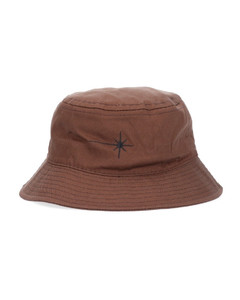 Shining Star Embroidered Bucket Hat