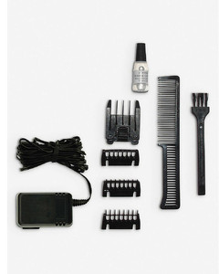 Trimmer, oil and wash gift set