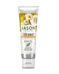 Soothing Coconut Chamomile Toothpaste 119g
