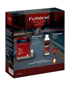 and Scalp Treatment Kit for Men