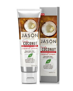 Whitening Coconut Cream Toothpaste 119g