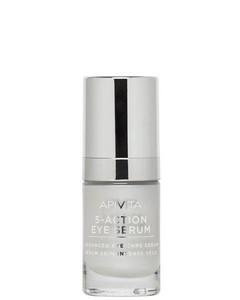 One Strap Pure Silk Anti-Ageing Eye Mask - White