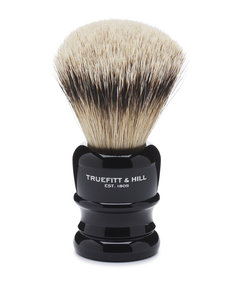 Ebony Wellington Shaving Brush