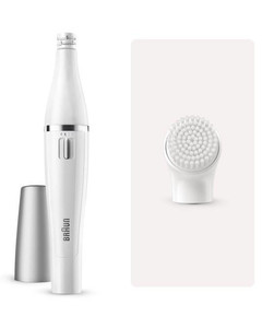 810 Facial Epilator and Cleansing Brush