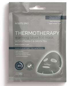 THERMOTHERAPY Warming Silver Foil Mask 30g