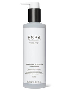Essentials Geranium and Petitgrain Hand Wash 250ml