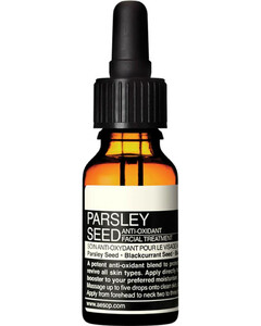 Parsley Seed Anti-Oxidant Facial Treatment 15ml
