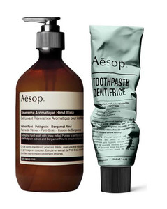 Hand Wash and Toothpaste Duo (Worth£37.00)