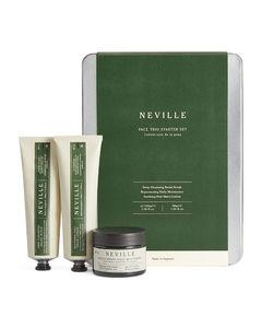 Neville Face Trio Starter Kit