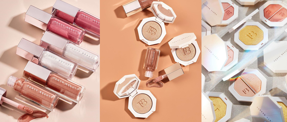 FENTY BEAUTY:即刻拥有Rihanna女神个人美妆品牌
