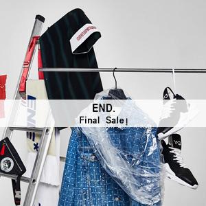 EndClothing:折上额外20%OFF