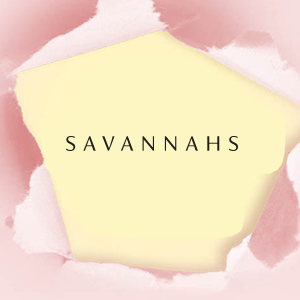 SAVANNAHS季中大促,折上折15%OFF