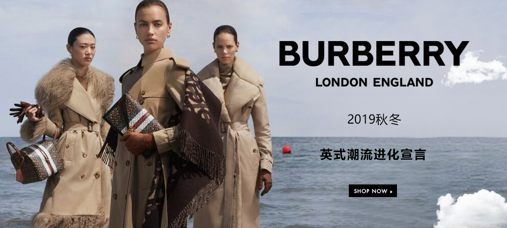 BURBERRY 2019 FALL AND WINTER:[TEMPEST]