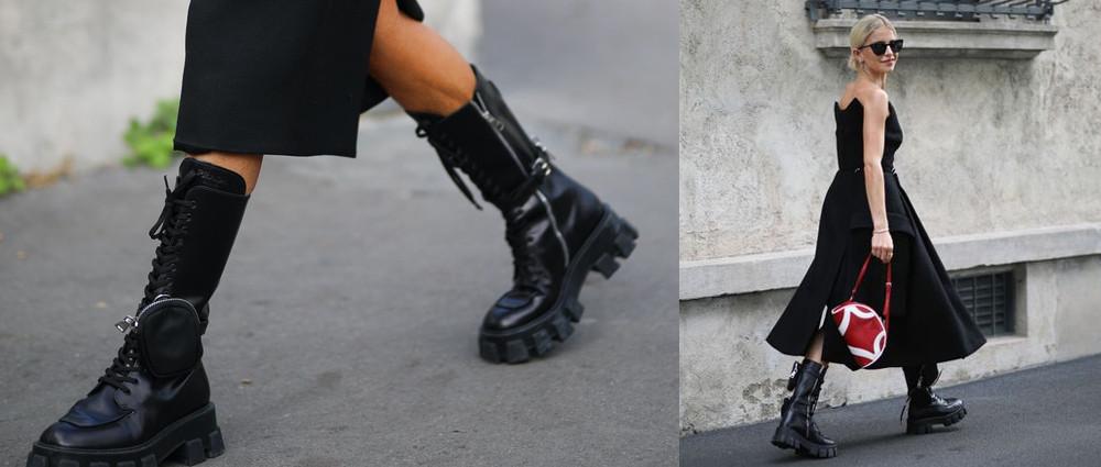 热门靴提前买   时髦先人一步