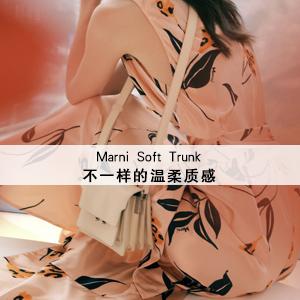 Marni soft trunk 不一样的温柔质感