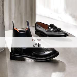 iKRIX:折扣高达50%OFF