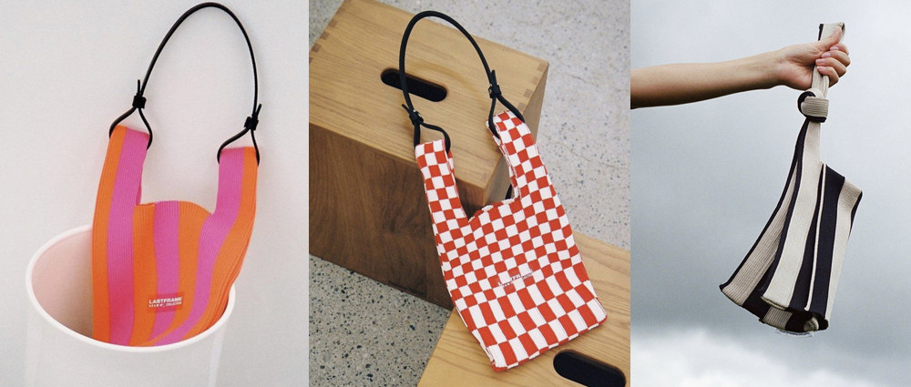 Market Bag时髦超市手袋